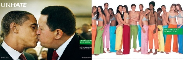 Benetton campañas
